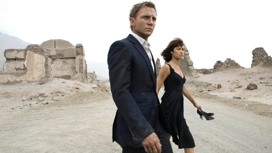 The biggest age gaps between James Bond and the women who've loved him