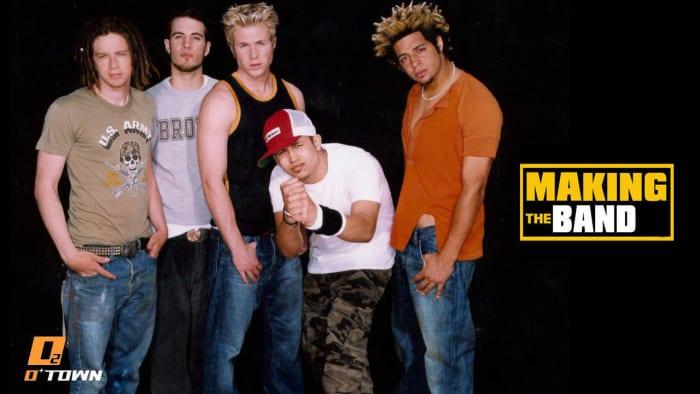 """Making the Band"" (ABC: 2000-2001, MTV: 2002-2009)"