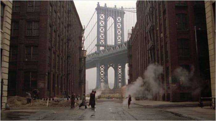 """""""Once Upon a Time in America"""""""