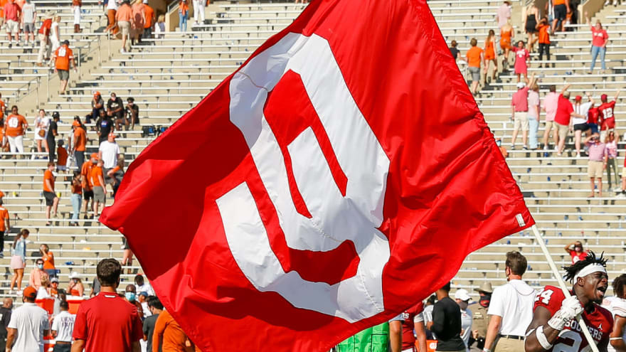 Texas, Oklahoma notify Big 12 of decision to leave conference