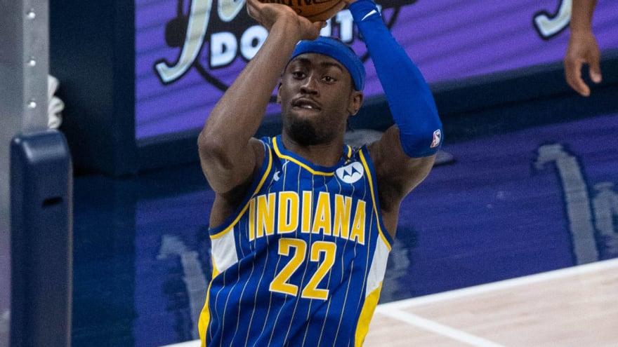Pacers' Caris LeVert suffers stress fracture in back