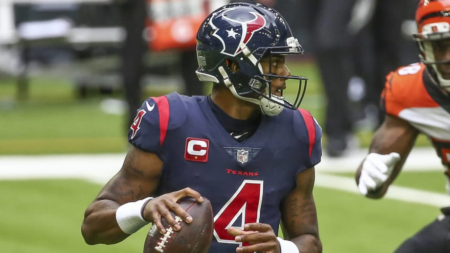NFL reporter says '90% chance' Deshaun Watson traded to Eagles