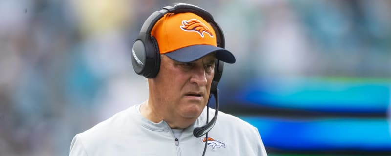 Vic Fangio: 'I'm not worried about my coaching status'