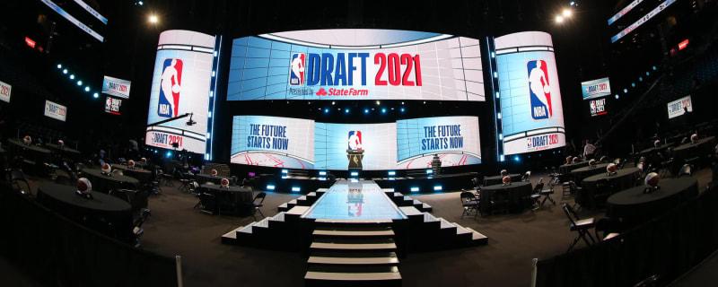 Full 2021 NBA Draft results