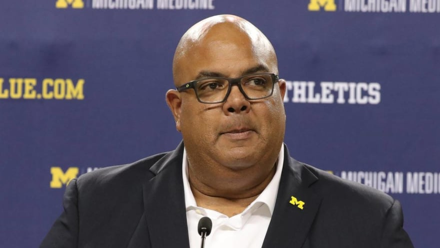 Michigan AD Warde Manuel denies apologizing to Chris Webber
