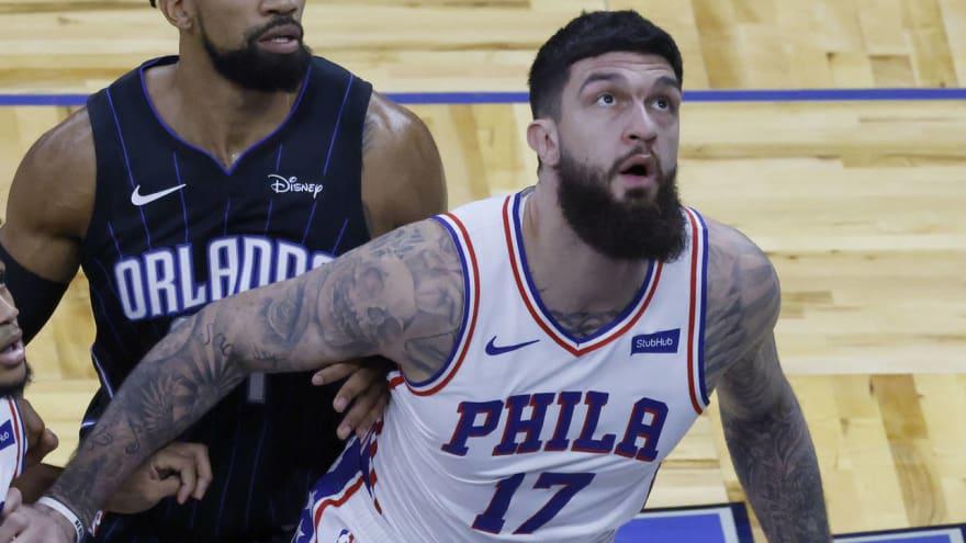 Knicks to waive Vincent Poirier