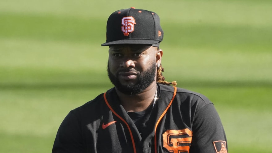 Giants to place Johnny Cueto on 10-day IL