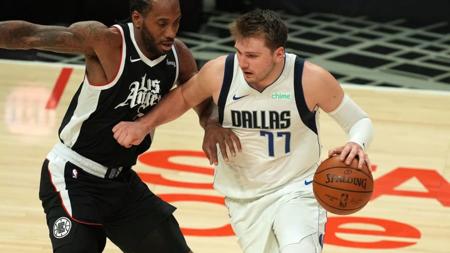 Mavericks star Luka Doncic hints he'll sign max contract extension this summer