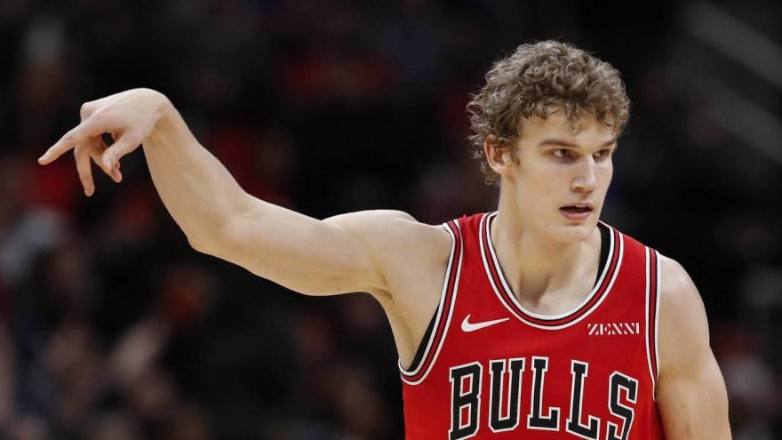 Bulls extend qualifying offer to Laurie Markkanen