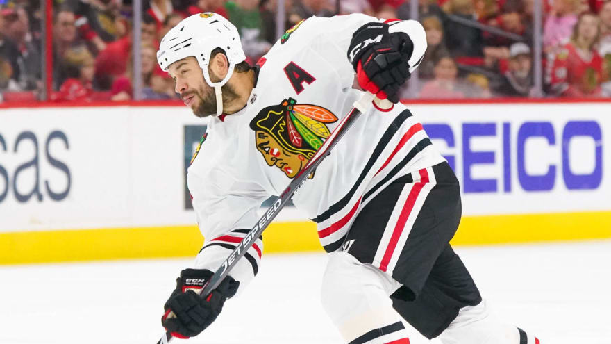 Brent Seabrook will not play again