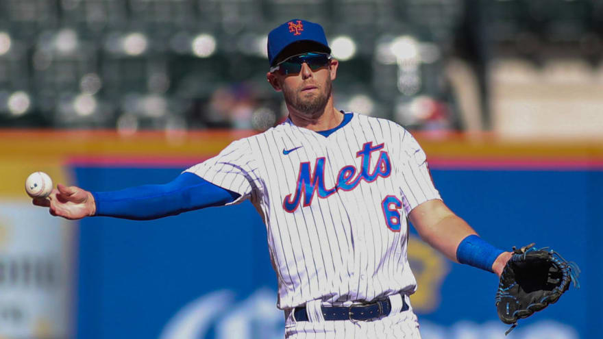 Jeff McNeil could return to Mets' lineup Monday