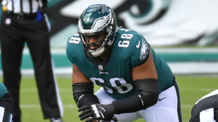 Eagles sign Jordan Mailata to four-year, $64M extension
