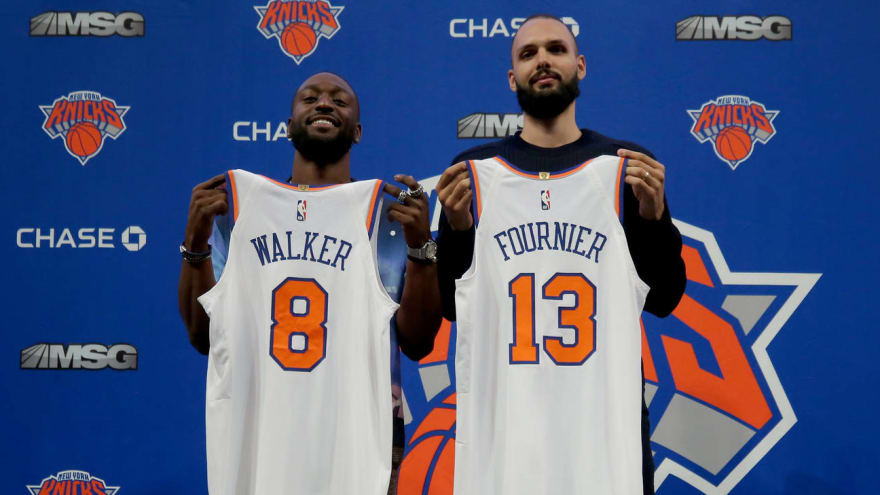 All Knicks players vaccinated against COVID-19