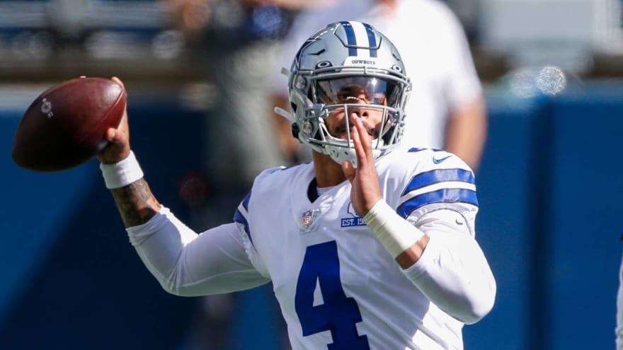 Alex Smith predicts 'huge year' for Cowboys QB Dak Prescott