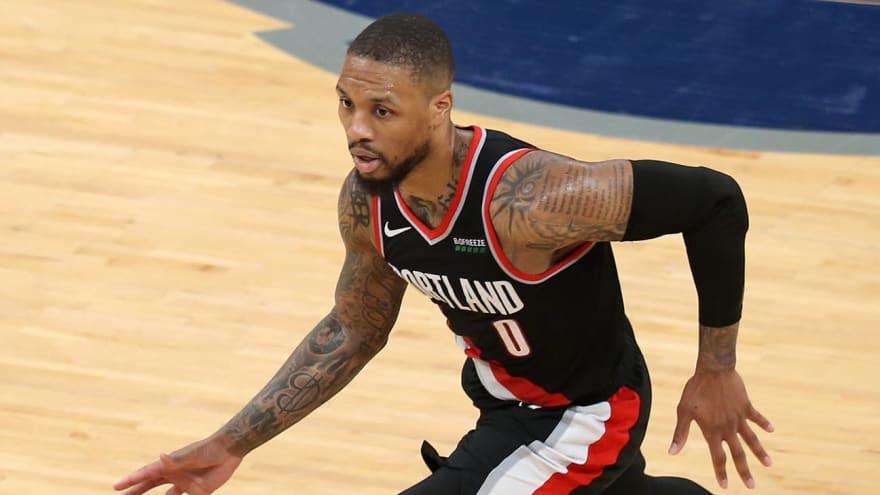 Knicks eyeing potential trade for Damian Lillard this offseason?