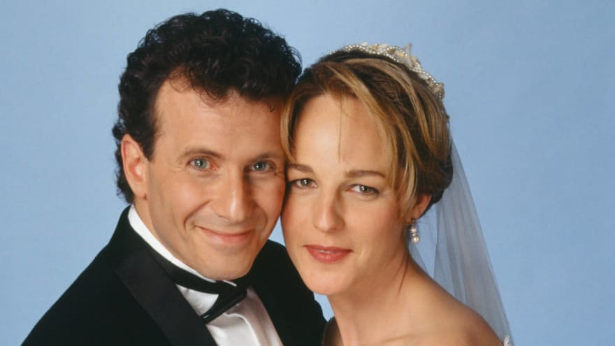 Paul Reiser's wife hand-picked Helen Hunt for 'Mad About You'