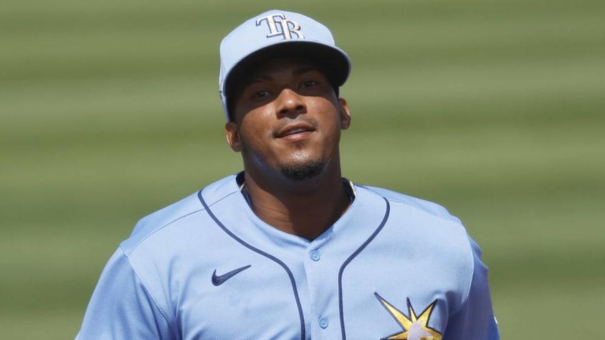 Rays to promote No. 1 MLB prospect Wander Franco