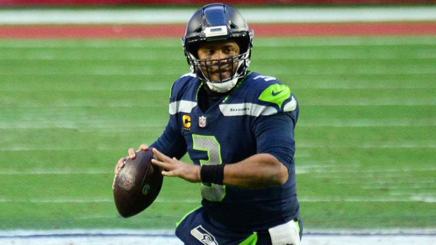 Bears reportedly offered massive package for Russell Wilson