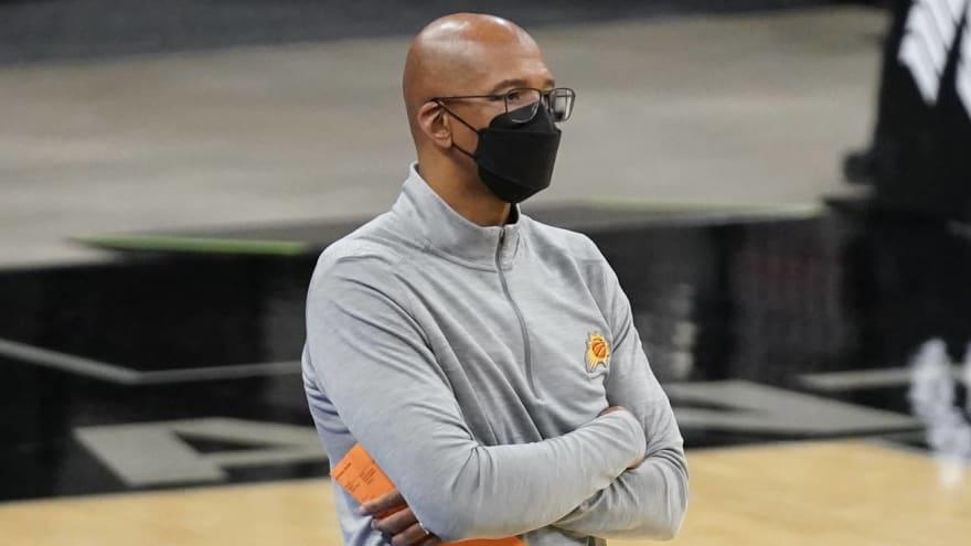 Ex-Suns exec criticizes Monty Williams' visit to Bucks locker room