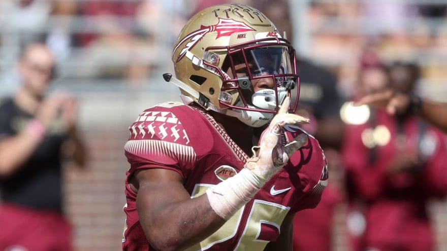 Los Angeles Chargers draft CB Asante Samuel Jr. in second round of 2021 NFL Draft