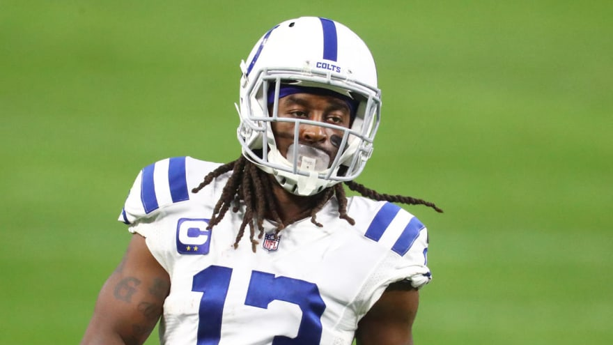 TY Hilton seems to signal he will be leaving Colts in free agency