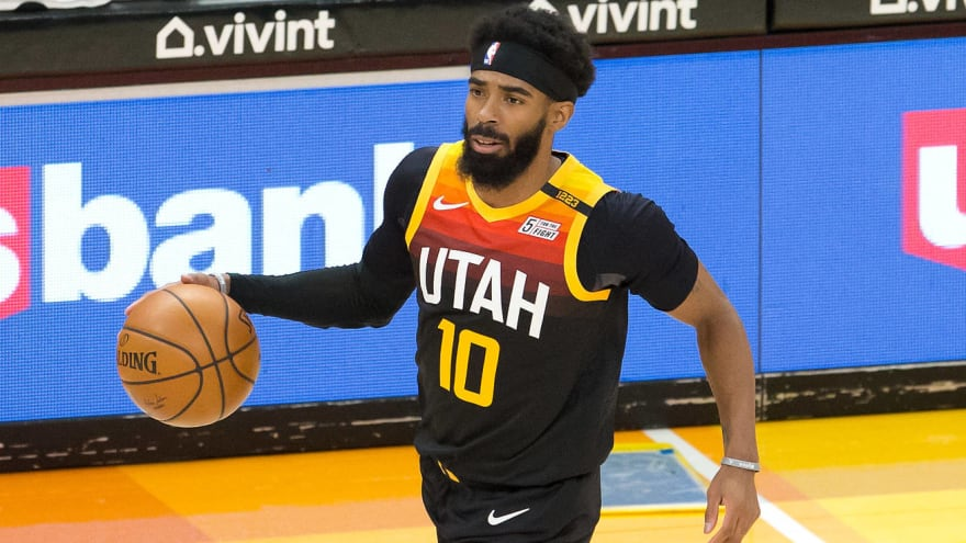 Mike Conley hopes to stay with Jazz