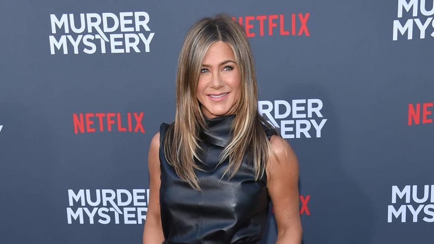 Jennifer Aniston Never Slept With David Schwimmer; Will