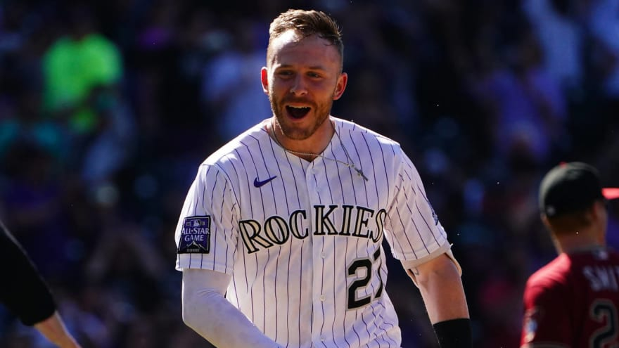 Rockies activate two-time All-Star SS Trevor Story from injured list