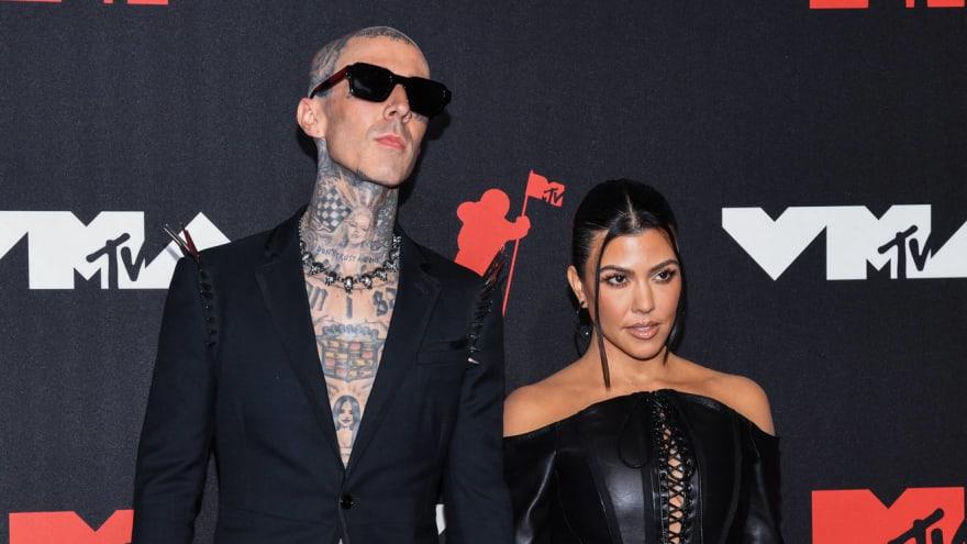 Kim Kardashian West on Kourtney Kardashian and Travis Barker: 'I love their relationship'
