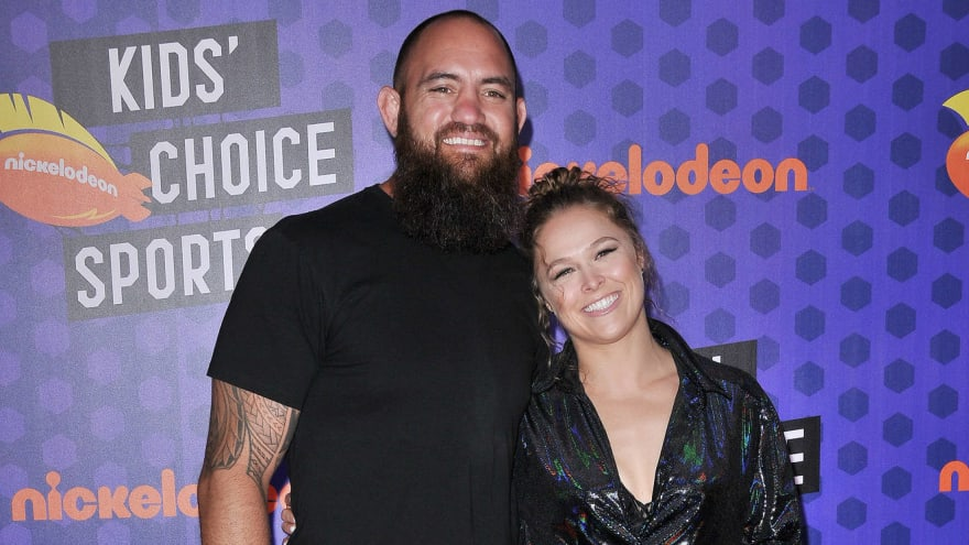 Ronda Rousey welcomes daughter with husband Travis Browne