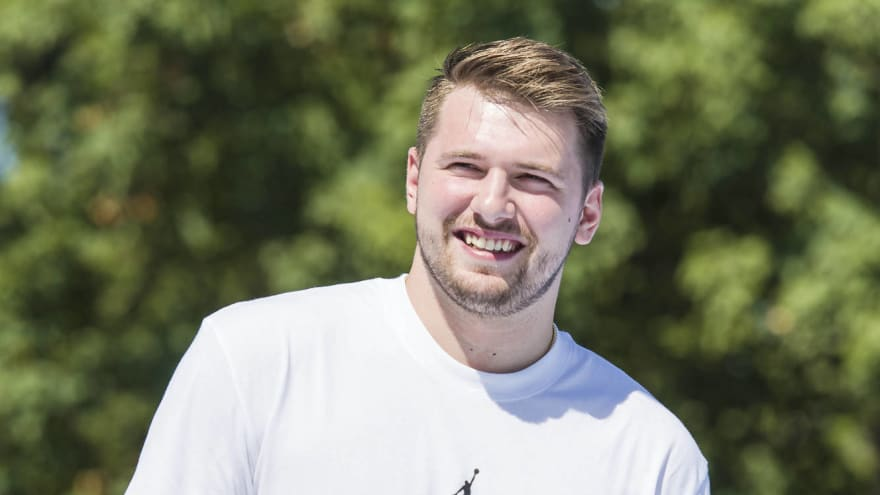 Luka Doncic: Playing for Jason Kidd is an excellent opportunity