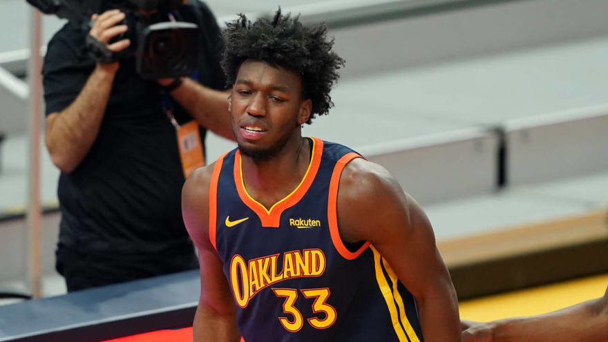 James Wiseman out for the season after knee surgery