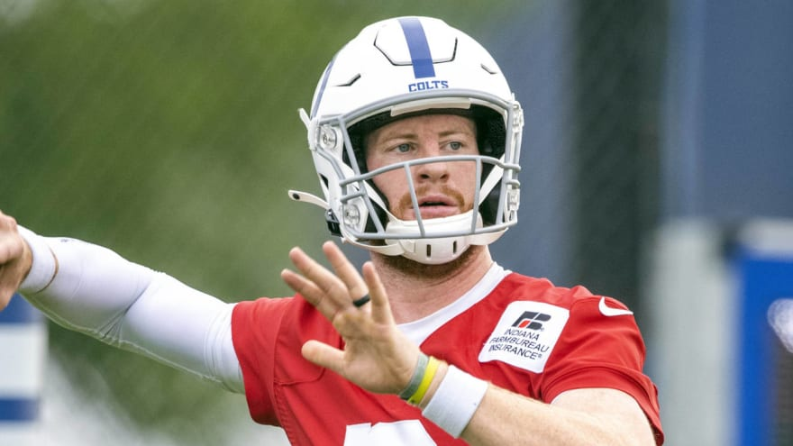 Carson Wentz to undergo foot surgery, could miss 12 weeks