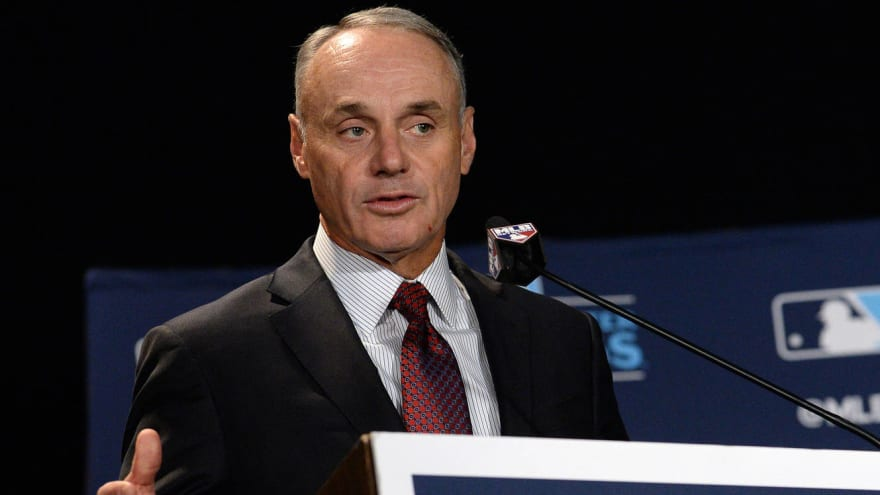 Manfred: Foreign substance enforcement going 'very well'