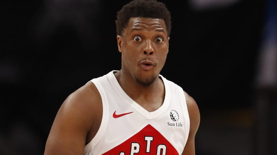 Kyle Lowry reportedly on Knicks' offseason radar