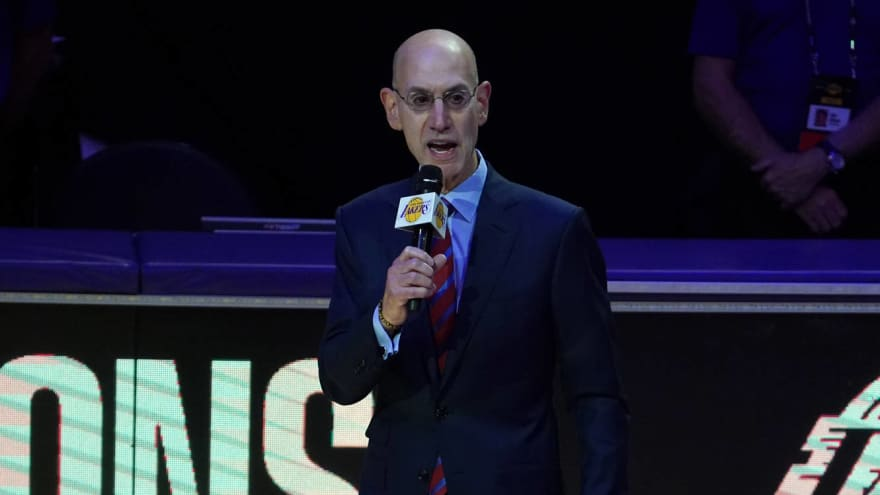 Could NBA use COVID-19 vaccinations of players for PSA?