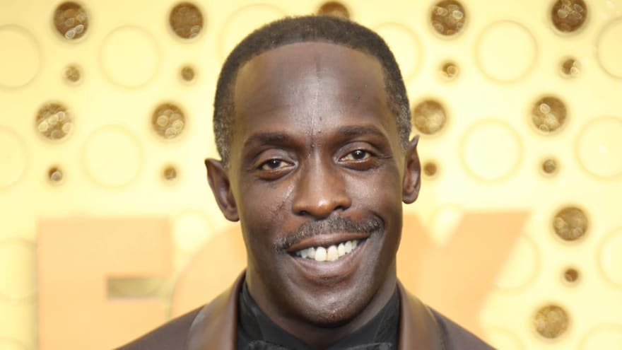 Official cause of death revealed for star of 'The Wire' Michael K. Williams