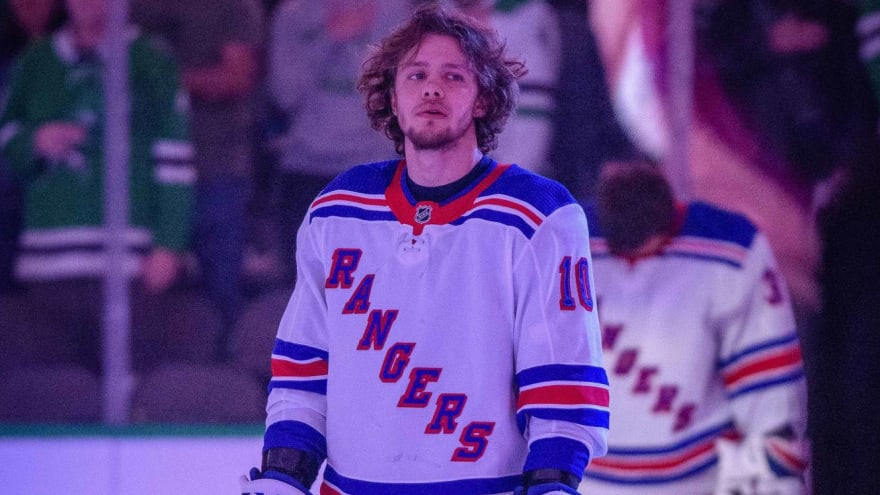 Artemi Panarin to take leave of absence from Rangers