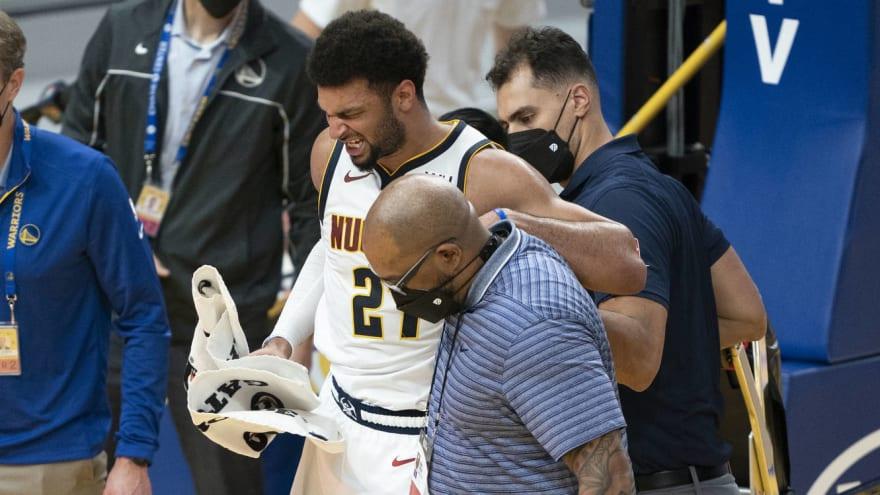 Three immediate takeaways from devastating Jamal Murray injury news