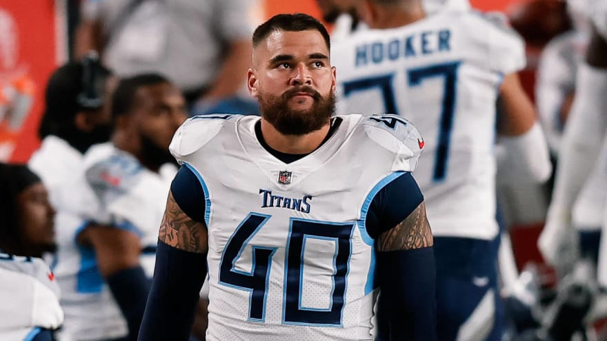 Titans to release or trade disgruntled LB Kamalei Correa | Yardbarker