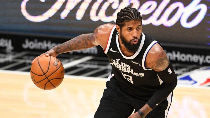 Paul George puts NBA on notice regarding Clippers' title run   Yardbarker