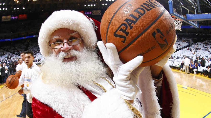 The 'NBA players to score 40+ on Christmas' quiz