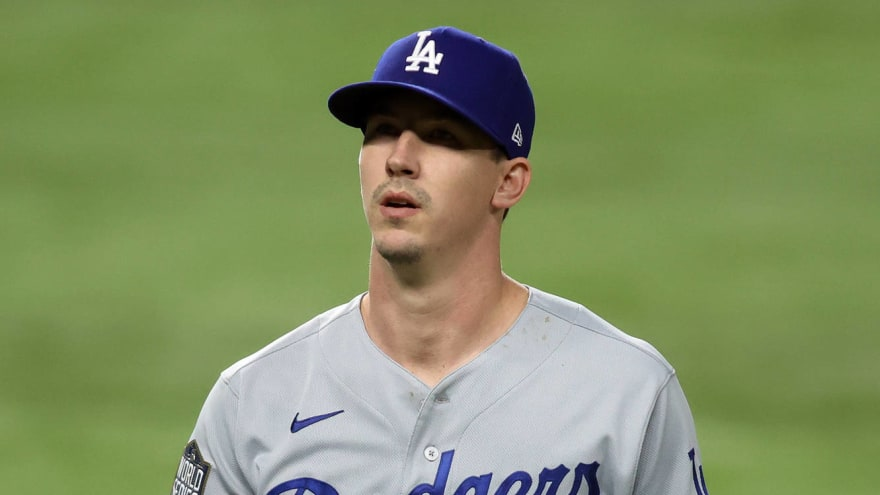 Walker Buehler makes history with strikeout total in Game 3