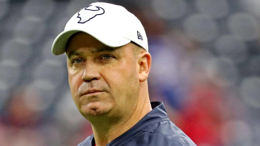 Bill O'Brien roasted (again) after Texans sign OT Laremy Tunsil to record-breaking deal