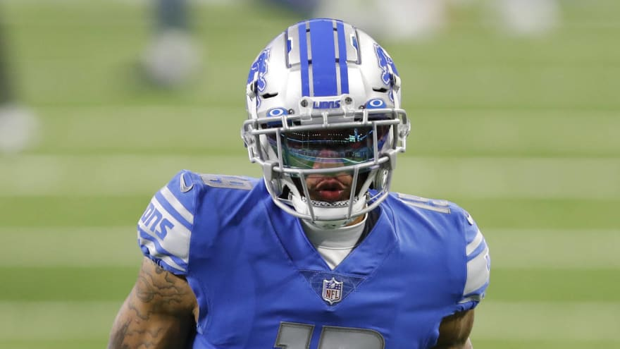 Will Lions engage in Golladay shopping this offseason?