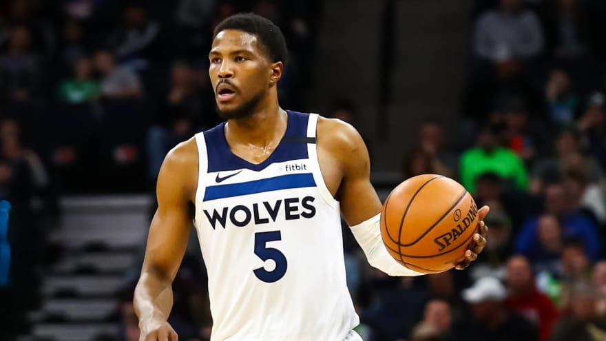 Timberwolves' Malik Beasley faces two felony charges