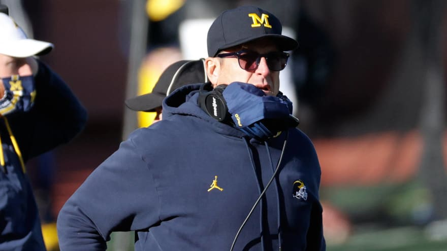 Jim Harbaugh committed to Michigan beyond 2021