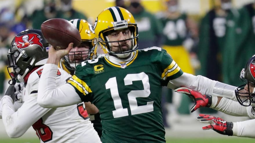 Teams monitoring Broncos for Aaron Rodgers trade?