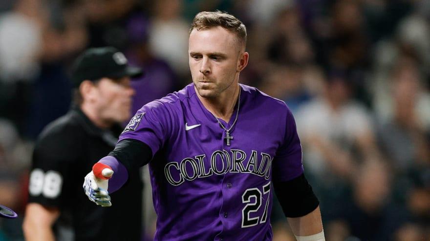 Report: Yankees interested in Trevor Story, Starling Marte