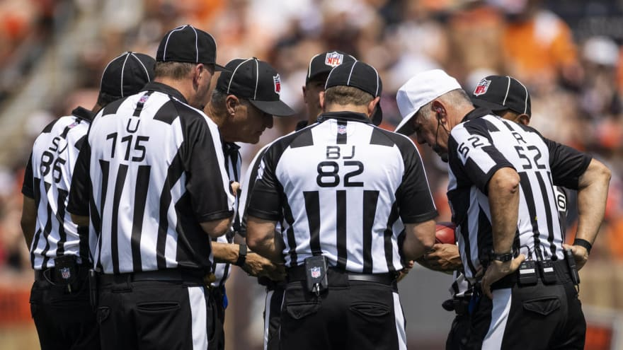Report: NFL has 'no immediate plans' to change taunting rules